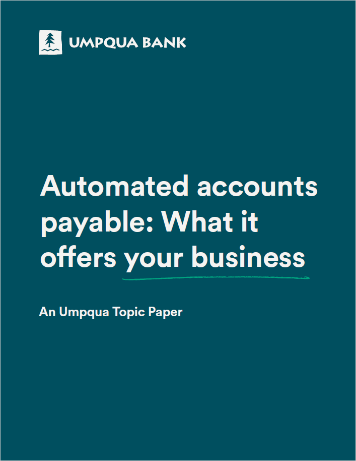 Automated Accounts Payable